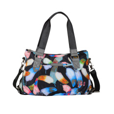 How Do I Get Women S Simple Shoulder Oxford Cloth Bag Living Color Living Color