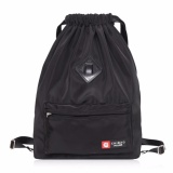 Best Deal Nylon Water Proof Backpack Casual Bags Black Colour Intl