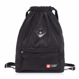 Discount Nylon Water Proof Backpack Casual Bags Black Intl Oem