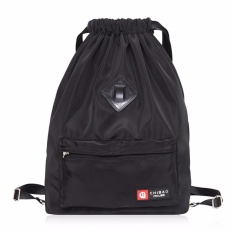 Buy Nylon Water Proof Backpack Casual Bags Black Intl Online China