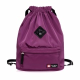 Nylon Water Proof Backpack Casual Bags Purple Colour Intl Lowest Price