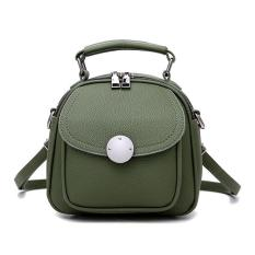 Retail Price Ocean Fashion Shoulder Bags Satchel Bag Han Edition Lovely Backpacks Army Green Intl