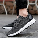 Ocean Men S Fashion Sneakers Sleeve Shoes Casual Shoes Ventilation Trend Black Intl Oem Cheap On China