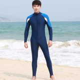 Price Comparisons For Ocean Unisex Conjoined Diving Suit Prevent Bask In Clothes Blue Intl