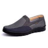 For Sale Men Sandals Mesh With Large Work Shoes Shoes Gray Gray