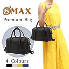 How To Buy Omax Free Local Delivery Genuine Leathers Premium Quality Ladies Quilted Pillow Handbag Shoulder Bag