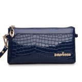 Price Comparisons For Stylish New Style One Shoulder Mini Small Bag Clutch Gem Blue