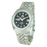 Orient 3 Stars Men S Silver Stainless Steel Band Watch Em70002B Compare Prices