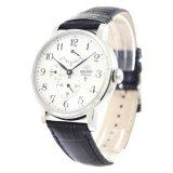 Sale Orient Automatic Men S Leather Strap Watch Ez09005W Orient Cheap