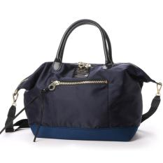 Best Buy Original Japan Anello X Legato Largo 3 Way Tote Bag Should Bag Hand Bag Large Size Navy Color