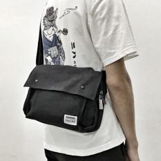 Sale Men S Korean Style Retro Multifunctional Canvas Backpack Backstage
