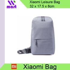 Where To Buy Original Xiaomi Bag Urban Leisure Chest Pack For Men Women Light Grey