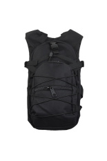 Price Outdoor Bags Canvas Double Shoulder Bag Backpack For Cycling Camping Traveling Black Color Oem China
