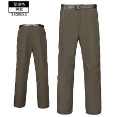 Outdoor Climbing Hiking Riding Quick Drying Pants Dark Green Color 83 Men S Deal