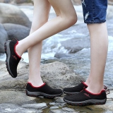 Discount Outdoor Female Quick Drying Non Slip Seewow Shoes Black Oem