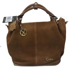 Buy Oxhide Brown Suede Leather Bag Timeless Oxhide