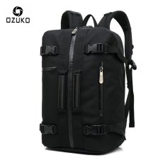 Ozuko 15 6 Inch Laptop Bag Multifunction Portable Backpack Computer Bag Travel Bag Shockproof Tote Bag Outdoor Sports Backpack Hiking Backpack Climbing Backpack Mountaineering Backpack Black Intl Shop