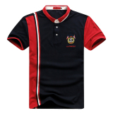 Men S Extra Large Size Short Sleeves Polo Shirt Dark Blue Color Dark Blue Color Compare Prices