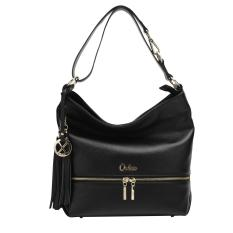 Discount Pebble Leather Handbag Black Beauty Singapore