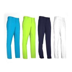 Pgm Men S Golf Pants Golf Trousers For Men Lake Blue Intl Free Shipping