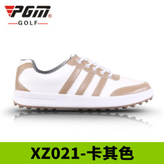 Pgm Men S Ultra Soft Waterproof Golfing Shoes Casual Cloth Color China