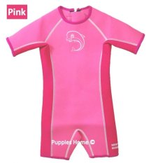 3ef0cde830 [Pink] Kids Thermal Swimwear Keep Warm Swimsuit Swimming Suit Shirts Wet Suits  Swim Wear