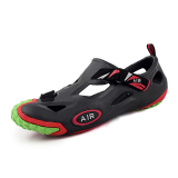 Sale Pinsv Men Comfortable And Lightweight Sandals Black Green Online China