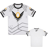 Sale Pioneer Cute Shirt Game Clothing Top T Shirt Angel Full Color T Shirt
