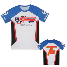 Where Can You Buy Pioneer Cute Shirt Game Clothing Top T Shirt Soldier 76 No Full Color T Shirt