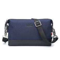 Brand New Canvas Multi Functional Shoulder Messenger Bag Men S Handbag Dark Blue Color Dark Blue Color
