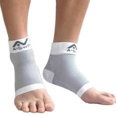 Who Sells Plantar Fasciitis Socks 1 Pair Best Ankle Support Heel Arch Compression Sleeve Brace For Men Women Relief From Swelling Foot Pain Boosts Blood Circulation Recovery Black White