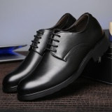 Buy Plus Size Youth Trend Business Casual Shoes Breathable Shoes Wearable Leather Shoes Intl Pattrily Online