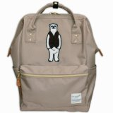 Review Polar Bear Backpack Original Japan Best Seller Popular Large Capacity Unisex Khaki X Black Large Size Anello