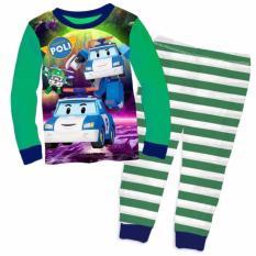 Policar Pajamas Poli Long Sleeve Sleepwear By Eddalabz.