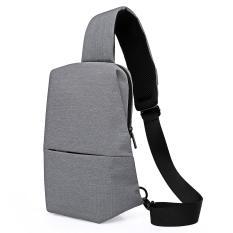 Purchase Premium Chest Sling Shoulder Backpack Daypack Bag Crossbody Multipurpose Unbalance Men Man Gift Online