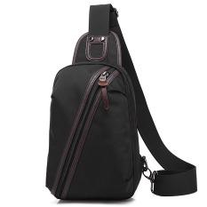 Discount Premium Chest Sling Shoulder Backpack Daypack Bag Crossbody Multipurpose Unbalance Men Man Gift Weecare Singapore