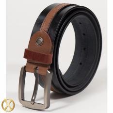 Sale Premium Leather Belt Black Bob