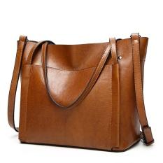 Promotion Of 17 New Handbag Fashion Bag Laptop Messenger Bag Shoulder Bag Handbag Black All Brown Intl Best Price