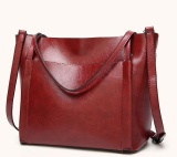 How To Buy Promotion Of 17 New Handbag Fashion Bag Laptop Messenger Bag Shoulder Bag Handbag Black All Red Intl