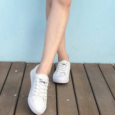 Pudding Leisure White Breathable Canvas Men S Shoes Intl Oem Discount