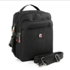 Pudding Mens single shoulder bag Handbag Leisure multifunctional mens bag - intl