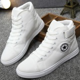 Sale Pudding Korea Korean Fashion Men S Casual Canvas Sports Shoes White China