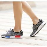 Buy Pudding Korea Korean Fashion Fashion Men S Casual Shoes Trend Breathable And Comfortable Grey Cheap On China