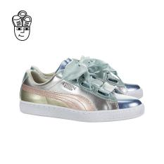 Buy Puma Basket Heart Bauble Fm Lifestyle Shoes Women 36480901 Sh Cheap United States