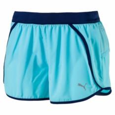 Sale Puma Blast Women S 3 Short Nrgy Turquoise Blue Depths Puma