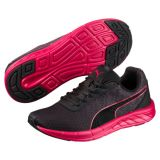 Puma Comet Women S Running Shoes Black Love Potion Cheap