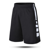 Best Reviews Of Sports Men Running Shorts Quick Drying Shorts Black And White Black And White