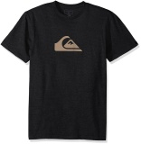 Sale Quiksilver Men S Mw Logo Tee Shirt Black Intl Custom T Shirt Wholesaler