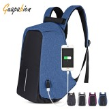 Wholesale Ready Stock Aicrane Multifunction Travel Usb Port Backpack For Men Women Intl