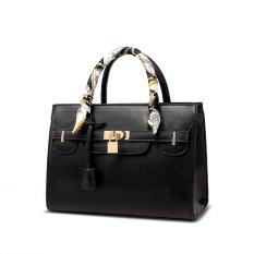 Buy Realer Pu Leather Shoulder Bag Cross Leather Handbags Women Messenger Bag Black Cheap On China